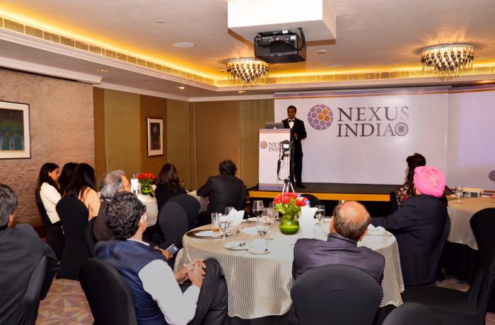 Praveen Narra, Director of Technology, Nexus India