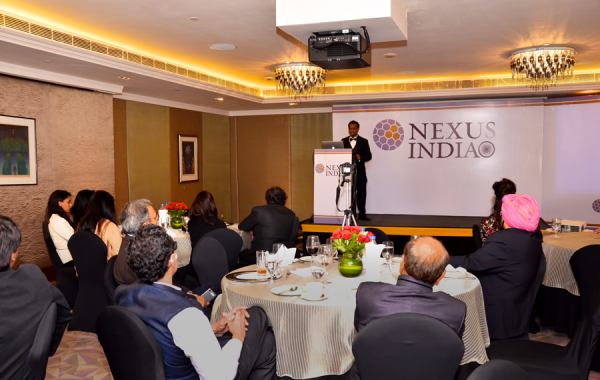 Praveen Narra, Director of Technology, Nexus India